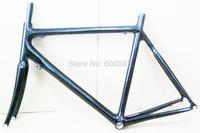Size 610,UD Glossy Finish,Carbon Frameset Road For Bike Bicycle,(Frame+Fork+Headset)