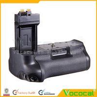 Vertical Battery Grip Holder for Canon 550D 600D 650D 700D BG-E8 Rebel T3i T2i,Camera Battery Holder, Free Shipping #20