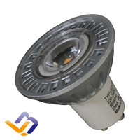 Free shipping LED spotlight Wholesale 4W  GU10 spot lamps /lights source 220v  lights Warm White  OSRAM LED Chip