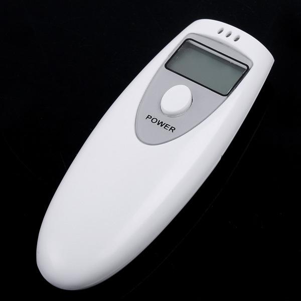 Digital LCD Alcohol Breath Tester Analyzer Breathalyzer(China (Mainland))