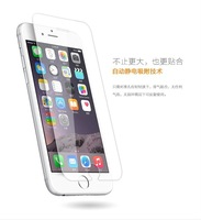 for Apple iPhone 6 plus 5.5'' 0.26mm Anti-explosion High Quality Premium Real Tempered Glass Film Screen Protector Film