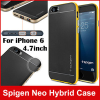 """New Modern 4.7"""" Spigen SGP Durable Slim Armor Case For iphone 6 4.7' ,Case Neo Hybrid Phone Cases & Covers Accessories Protector"""