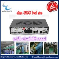 Multimedia Dreambox DM800HD SE DVB-C SIM2.10 800HD se HD Satellite Receiver Enigma2