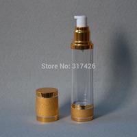 Free Shipping- 50ML airless bottle,lotion bottle,vacuum bottle
