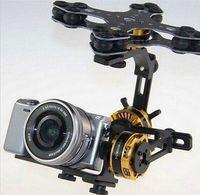 Gimbal Brushless 3 Axis 4108 Motor Evvgc Controller 5N 5R Sony NEX ILDC Camera