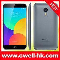 "Original Meizu MX4 4G LTE Mobile Phone MTK6595 Octa core 5.36"" 1920x1152 2GB RAM 16GB ROM 20.7MP Camera  GPS WCDMA Flyme 4"