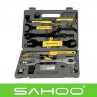 44 in 1 Bike Bicycle Multi Repair Tool Kit Bicycle Repairing Tool Set Combination Toolbox Tool Kit