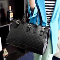 Europe and the United States fashionista retro Shoulder Bag women black tote vintage women shoulder bags