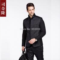 High Quality 2014 Men's Wool Jacket Fall&Winter Men Business Causal Warm Wool Coat Men Fashion Woolen outwear/Upscale Wool coats
