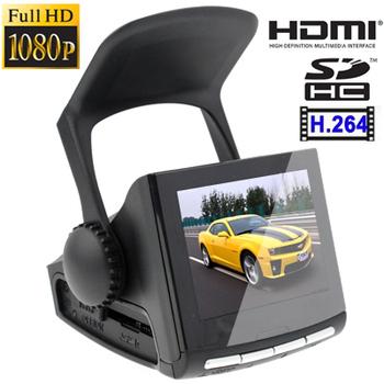 P1 черный, 2.4 дюймов TFT экран HD 1920 x 1080 P управлять рекордер, Зирр орт карты памяти / HDMI / USB выход, H2.64 формат видео