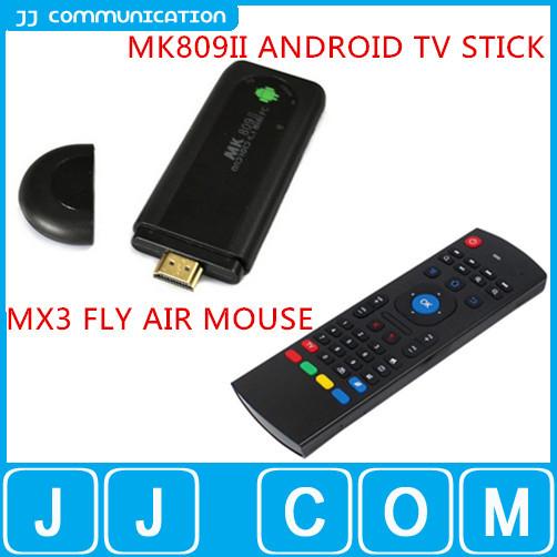 MK809II Android 4.1.1 TV Stick MK809 II Rockchip RK3066 Dual Core Mini PC 1.6GHz Cortex A9 1GB 8GB Bluetooth Smart TV Dongle+MX3(China (Mainland))