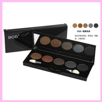 Fashion Pro5 Warm Color Fashion Eye Shadow Palette Profession Makeup Eyeshadow For Party Makeup/Casual Makeup/Wedding Makeup #06