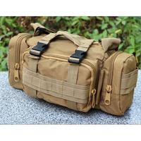 ZCOOutdoor Hip Pack Tactical Waist Packs Waterproof Waist Bag Fanny Pack belt bag Hiking Climbing armysports cross body bag
