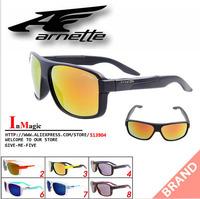 Hot Sale Arnette Sunglasses Man Vintage Coating Sunglass Multicolors Brand Designer Women Sports Glasses oculos de sol 2071