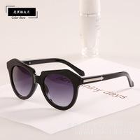 Novelty UV400 2014 New Cat Eye Style Sunglasses Vintage Glasses Fashion Coating Sunglass Women Men Brand Arrow Oculos De Sol