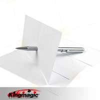 G0060-(minimum order $10) magic props magic props manufacturers direct wholesale - Platinum wears money pen