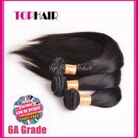 Xuchang real hair hair hair curtain curtain mechanism of hair bundle real hair wigs long straight hair Peruvian
