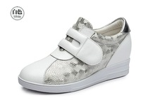 Camel original brand women new style sneakers height increase shoes genuine leather shoes sneakes