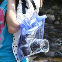 Best New Waterproof DSLR SLR digital Camera outdoor Underwater Housing Case Pouch Dry Bag 1pcs