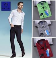 2014 polo camisa masculina shirt camisa DUDALINA roupas casual men male imported clothing xadrez blusa masculina tommis 2