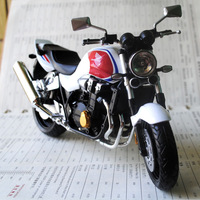 Brand New 1/12 Scale Motorbike Model Toys HONDA CB1300SF White Diecast Metal Motorcycle Model Toy For Gift/Collection/Kids