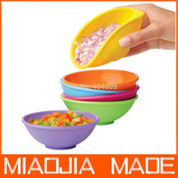 free shipping / DHL  500pcs / lot new silica gel sauce bowl,silicone bowl,Herb & Spice Tools,10pcs/lot