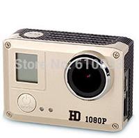 100% Original SJ5000 WIFI Action Camera 14.0MP  2/3 CMOS 1080P H.264 170 Wide Angle Extreme sports dv Gopro Hero3