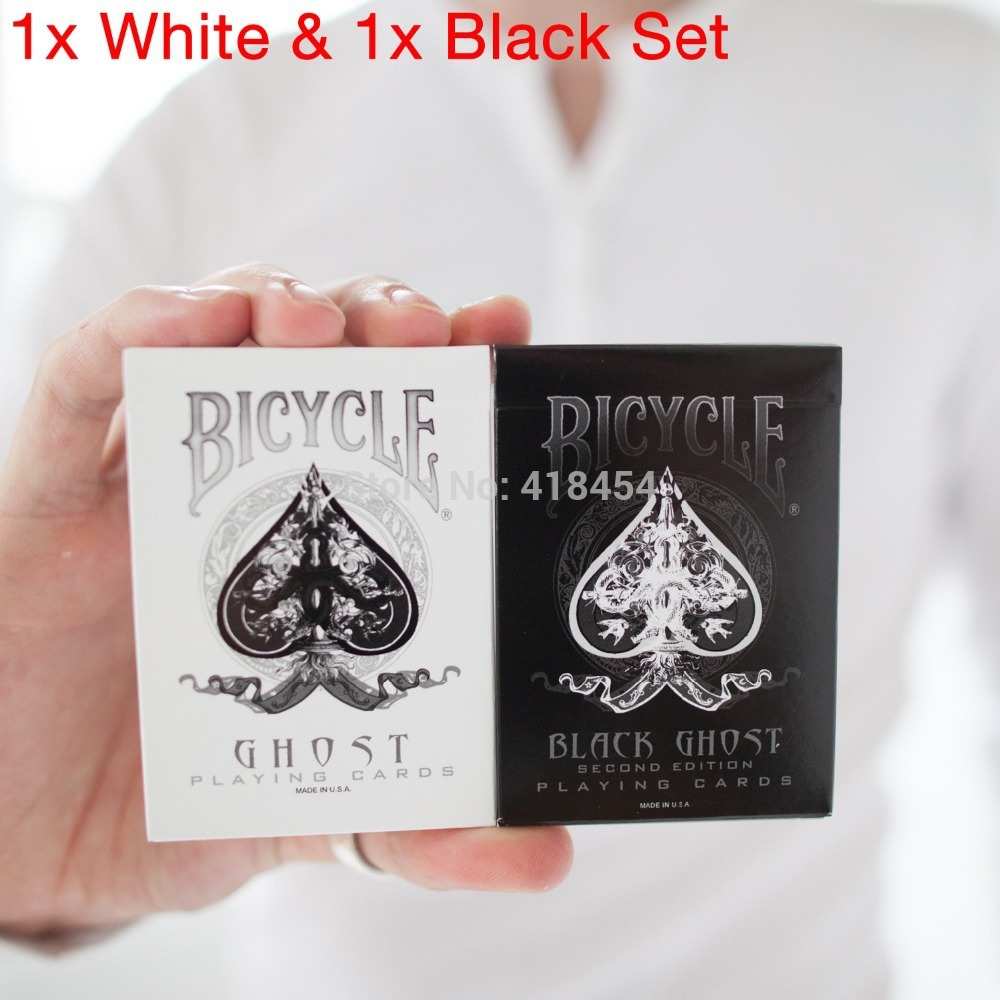Black Ghost Deck Playing