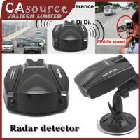 A381 2014 New Car Detector Russian Voice Anti Radar Detector Anto Alarm Radar Detector 360 Dedree Detection Free shipping