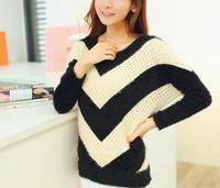new Spring Women thinner long cardigan Bat shirt back hollow sunscreen air-conditioning sweater cardigan Free shipping