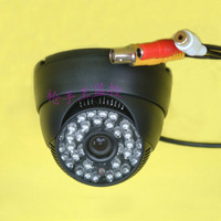 800TVL SONY CCD Audio Color Video Indoor Dome CCTV Security Camera System DVR W97-8