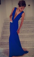 Fashion New Summer Women Vestidos Sleeveless Bodycon Elasticity Bohemian Style Bandage  Evening Tight Prom Party Long Dresses