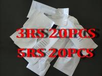 3RS 20Pcs Permanent Makeup Eyebrow Machine Tattoo  Needles Supply For  lips Tattoo Rotary Pen Kits Supply