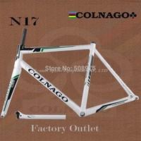 2014 New Model colnago c59 N17 triathlon bike road bikes carbon fibre complete carbon fiber mountain bike LOOK 695 BH G6 M10 C60