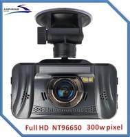 NT96650 GT200 3.0 inch motion detection built-in g-sensor car dvr recorder camera