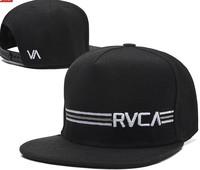 2014 arrival RVCA Snapback caps men polo hats for women Panel hat Hip Hop cap bone casual gorras swag Baseball Cap 10styles