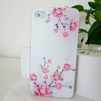 """1pc Beautiful chinese traditional flower sevier  case 4.7"""" inch Mobile Phone Case Cover for Apple iPhone 6 6g free shipping"""