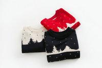 Hot sale~2014 autumn winter children snow style Christmas Sweater size 100-150cm