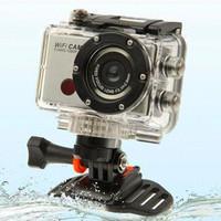 Factory original Full HD 1080P Sports Go Pro hero 3 Style Camera With WIFI gopro Waterproof mini DV camcorders
