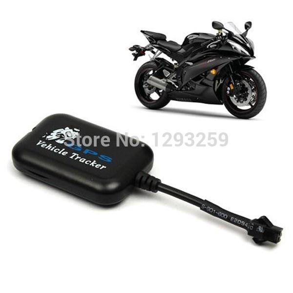 New Mini Vehicle Motorcycle Bike GPS/GSM/GPRS Real Time Tracker Monitor Tracking 34VxQ(China (Mainland))