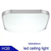 Arcrylic led ceiling light lamp living room light modern restaurant /Bathroom lamp 12w led lighting 10pcs/lot