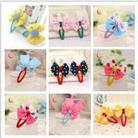 Free shopping! Children's hair clip, children hair headdress ,wholesale baby hair Accessories
