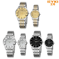 New arrival EYKI Dress Watches For Lover Quartz Stianless Steel Lover's Wrist Watch 3 color-EET8755LM-L