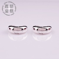 Free ship Fashion Hoop Earrings for women 18K Plated Twinkle Earrings EK010
