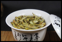 Promotion wild white tea bud raw tea Bacillus tea for health anti aging loose white tea