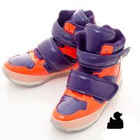 New design Rubber duck waterproof snow boots jogging women shoes multicolor