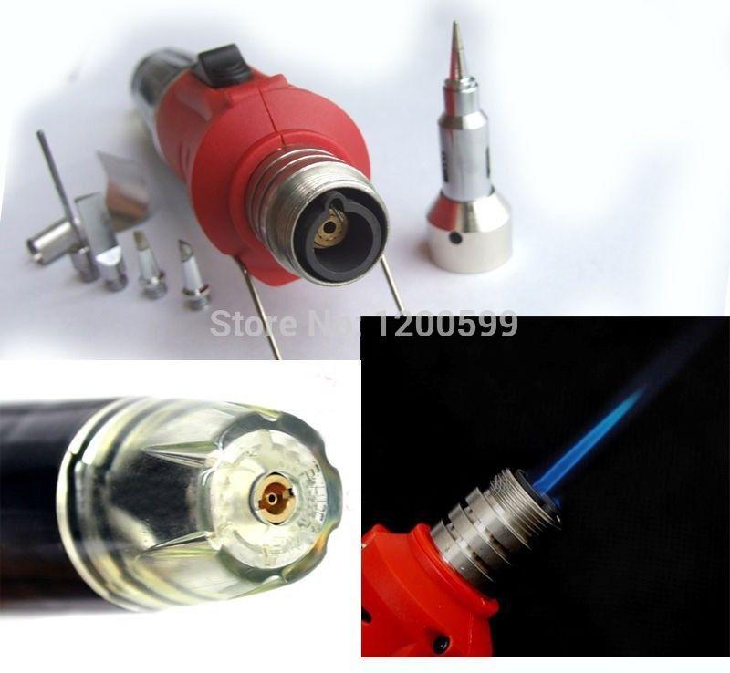 Электрический паяльник Gas Soldering Iron Kit