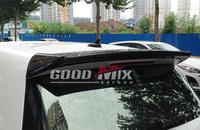 Volkswagen VW Golf MK6 GTI ABT Style Carbon Fiber Rear Roof Spoiler Rear Wing