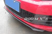 Volkswagen VW Golf MK6 GTI OSIR Style Type-A Carbon Fiber Front Bumper Lip