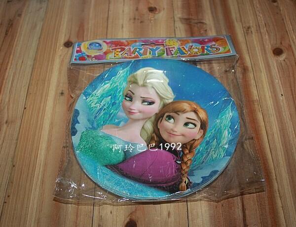 Frozen movie girls kids happy birthday party decoration kits frozen